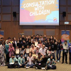 OCC's Consultation with Children