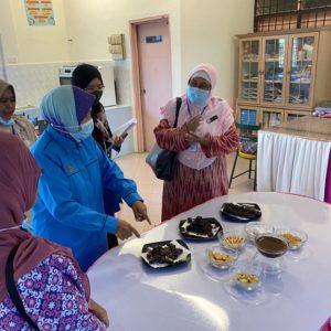 Monitoring visit to Sekolah Tunas Bakti Marang, Terengganu