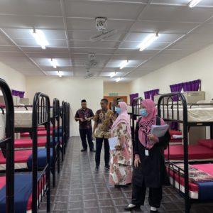 Monitoring visit to ke Sekolah Tunas Bakti, Jerantut, Pahang