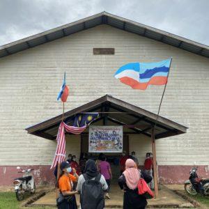 Awareness Talk with Villagers of Kampung Marak Parak, Sabah