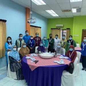 Short visit to Taman Seri Puteri, Kota Kinabalu, Sabah